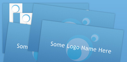 Genero: Free Business Card Template