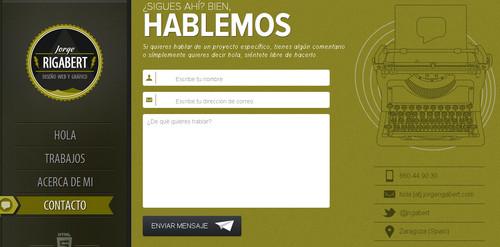 Web Designer Zaragoza