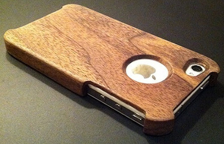 Black Walnut Wooden case