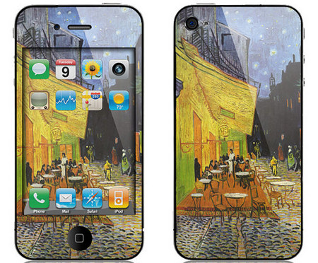 Decal Skin - Van Gogh Cafe Terrace
