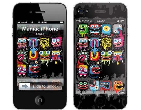 Maniac iPhone