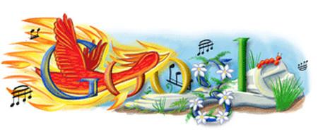 Birthday of Igor Stravinsky