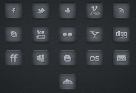 2011 Social Media Pack(PSD)