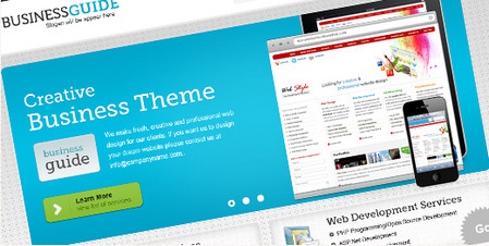 Business Guide – Premium Business Theme