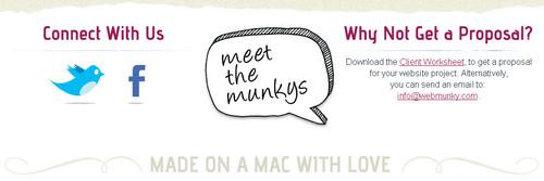 Webmunky - Web Design Dubai