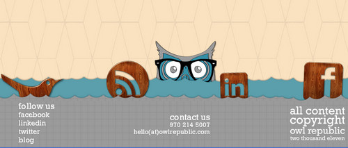 Owl Republic - Graphic, Web and Logo Design
