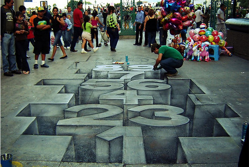 Sarasota Chalk Festival 2011: Best International Artwork