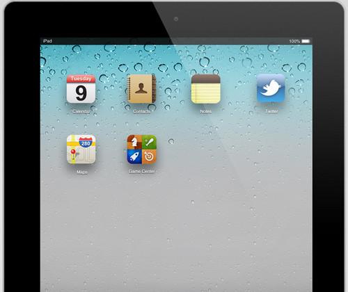 iPad 2 PSD