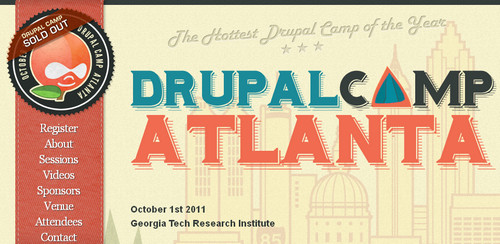 Drupal Camp Atlanta 2011