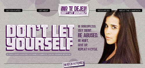 Don`t let your self