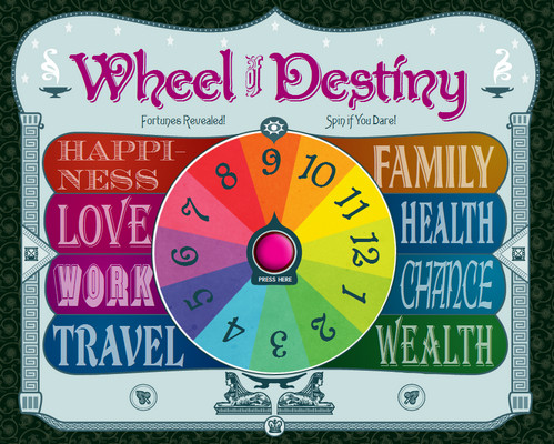 WebInk - Wheel of Destiny