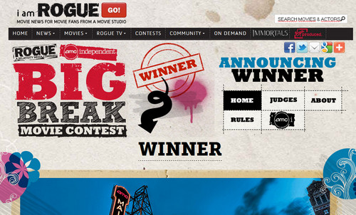 Big Bgrak Movie Contest