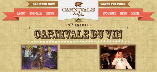 Carnivale Du Vin 2011