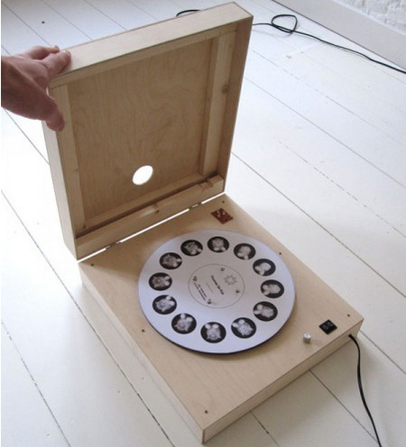 The Analog Animated Gif Player