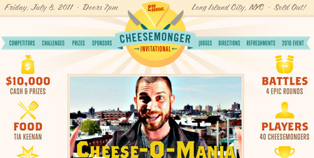 2011 Cheesemonger Invitational