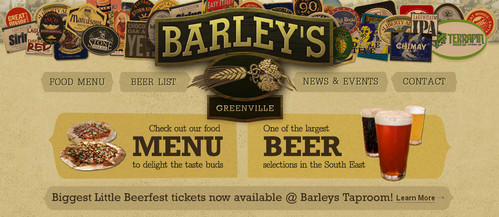 Barley`s Greenville