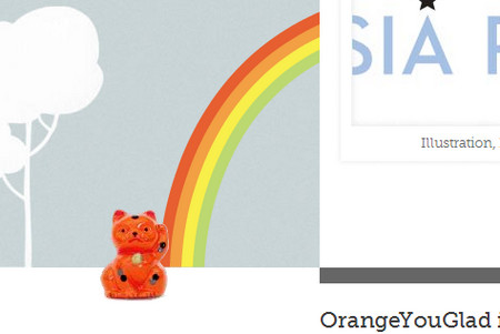 OrangeYouGlad - Web and Print Design