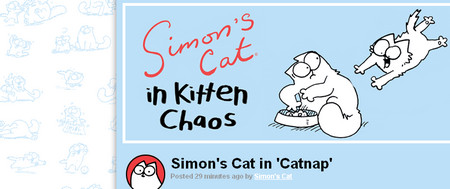 Simon`s Cat