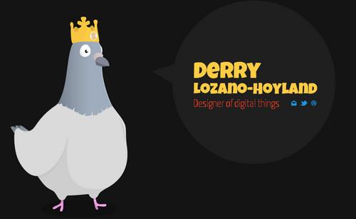 Derry Lozano-Hoyland - Digital Designer
