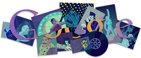 Freddie Mercury's 65th Birthday - (Global)