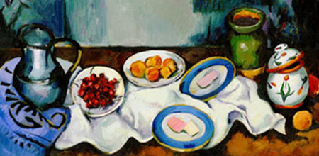 Cezanne's 172nd Birthday - (Global)