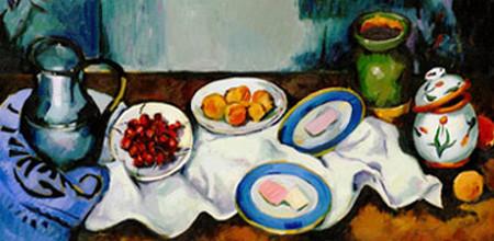 Cezanne's 172nd Birthday - (Global)