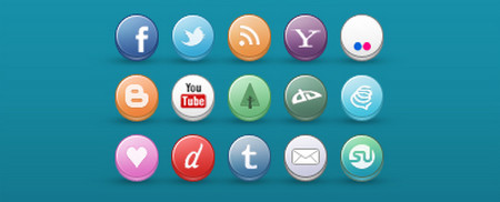 Circle Social Set