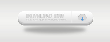White Download Button