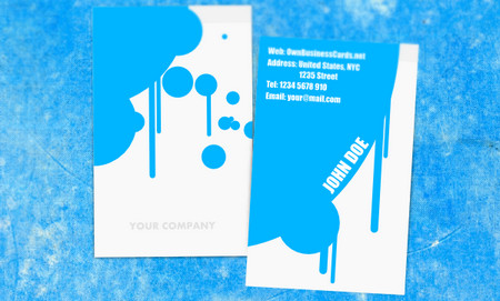 Painter Business Card