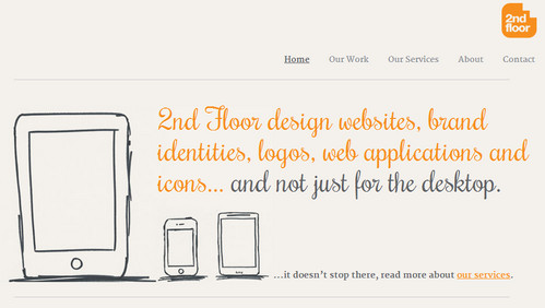 2nd Florr - Web and Digital Design
