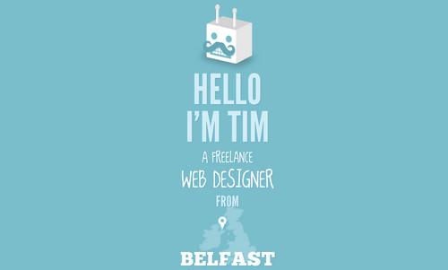 Portfolio of Tim Potter, Belfast