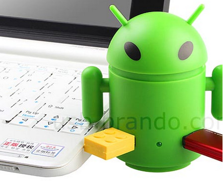Android Like USB Hub