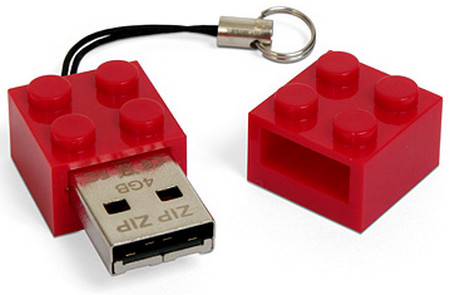 USB Memory Brick Thumbdrives