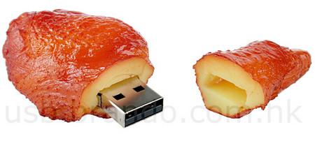 BBQ Flash Drive
