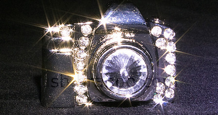Jewel Camera Flash Drive