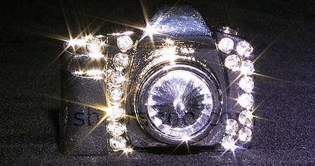 Jewel Camera Flash Drive