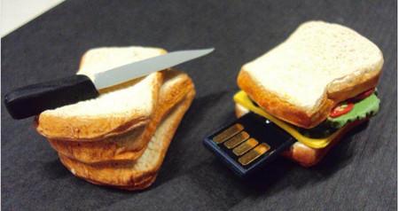 Sandwich 4Gb USB Memory Stick