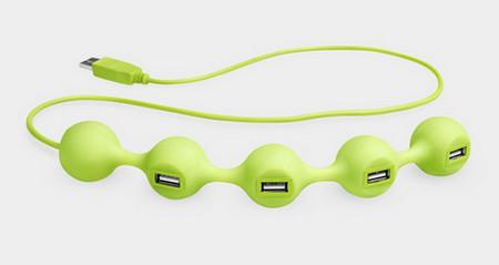 Peas Styled USB Hub