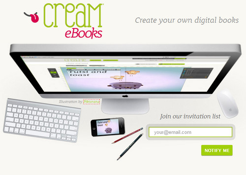 Cream eBooks