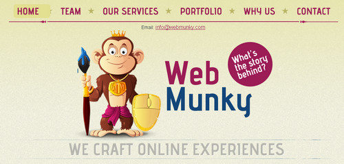 Web Monkey - Web Design Dubai
