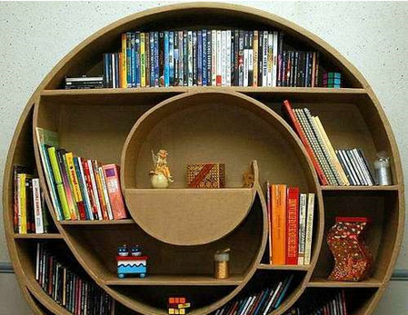 Unusual Bookshelf Designs Collection
