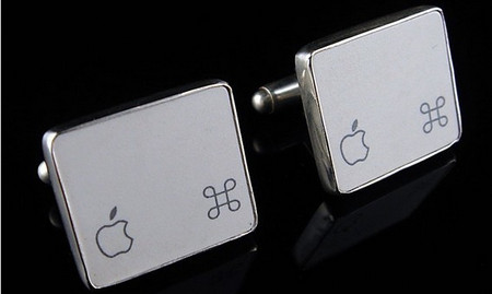 Computer Key Series- Command Key - LE Cufflinks