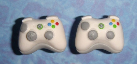 CUFFLINKS Xbox 360 controllers