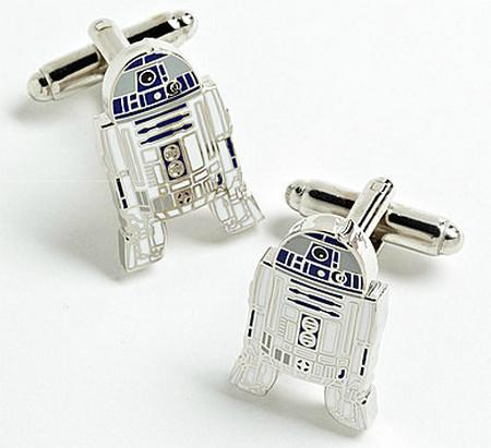 CUFFLINKS STAR WARS R2-D2