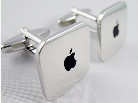 Copper Fashion Cufflinks, Mac Mini Design