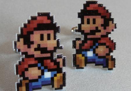 super mario 3 cufflinks