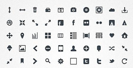 Glyph Icons PatriGlyphs #1