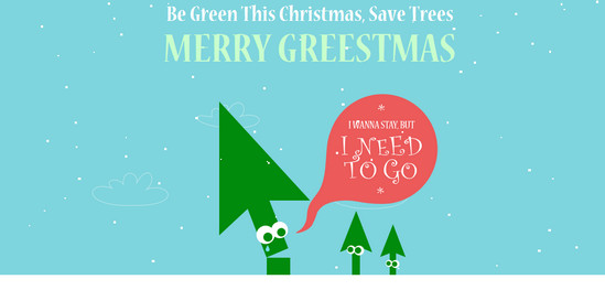 Greestmas - What fate have you prepared for Xmas trees this year?