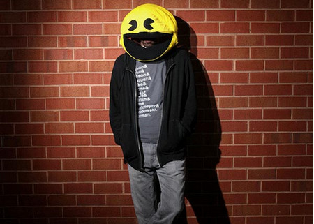 Pacman Plush Hat