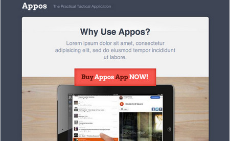 Appos Home Page 
